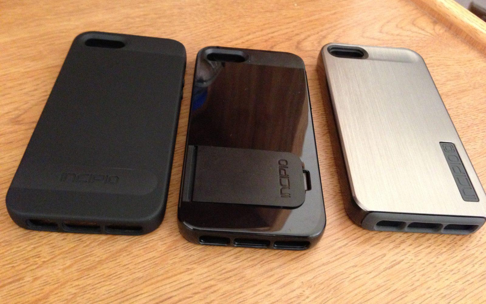 buy popular 9b96b a7c61 Review: Incipio iPhone 5 Kicksnap, DualPro SHINE, OVRMLD cases - 9to5Mac
