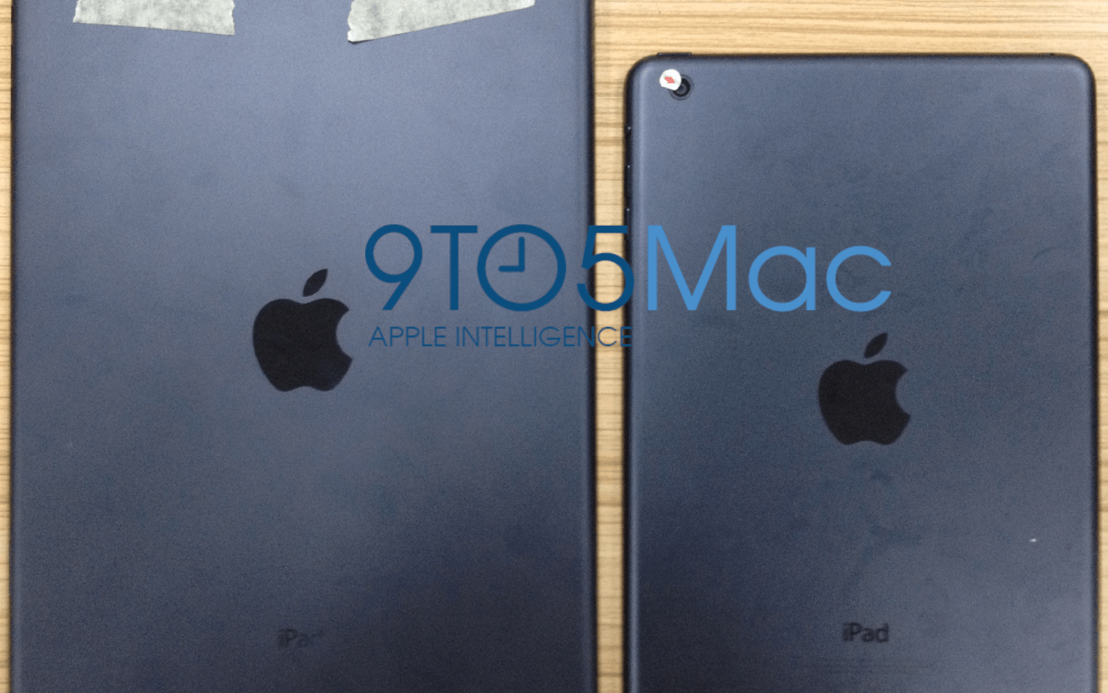 Redesigned 9.7-inch iPad to ship in Q3 with new iPad mini to follow by holiday season?