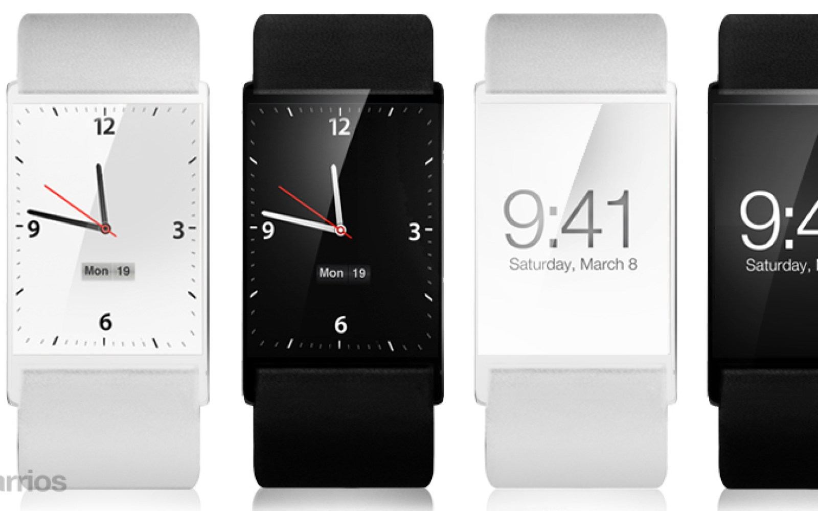 Russian newspaper claims Apple has applied for 'iWatch' trademark in the country