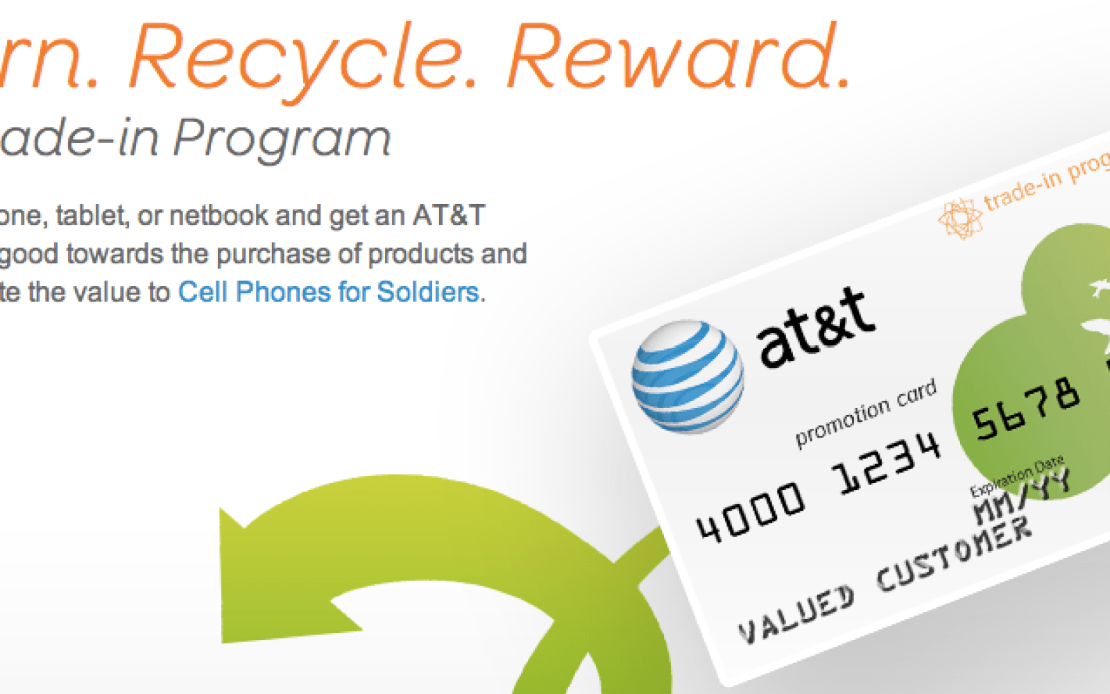 AT&T introduces new $100 phone trade-in program