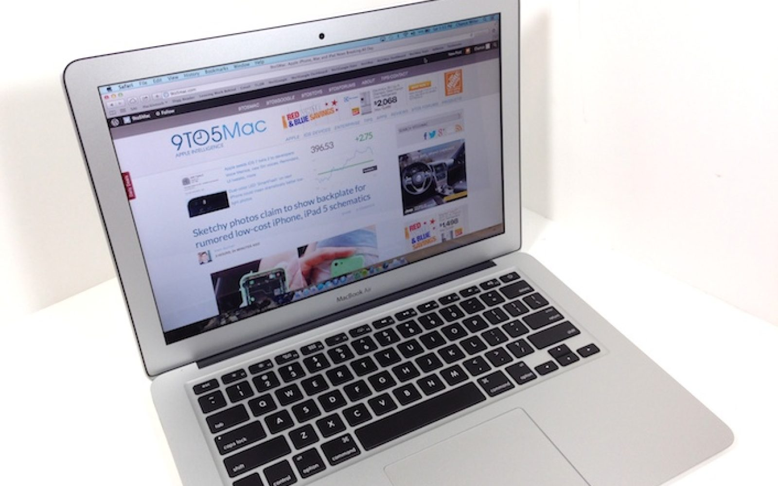 Review: 13-inch MacBook Air (mid-2013) - 9to5Mac