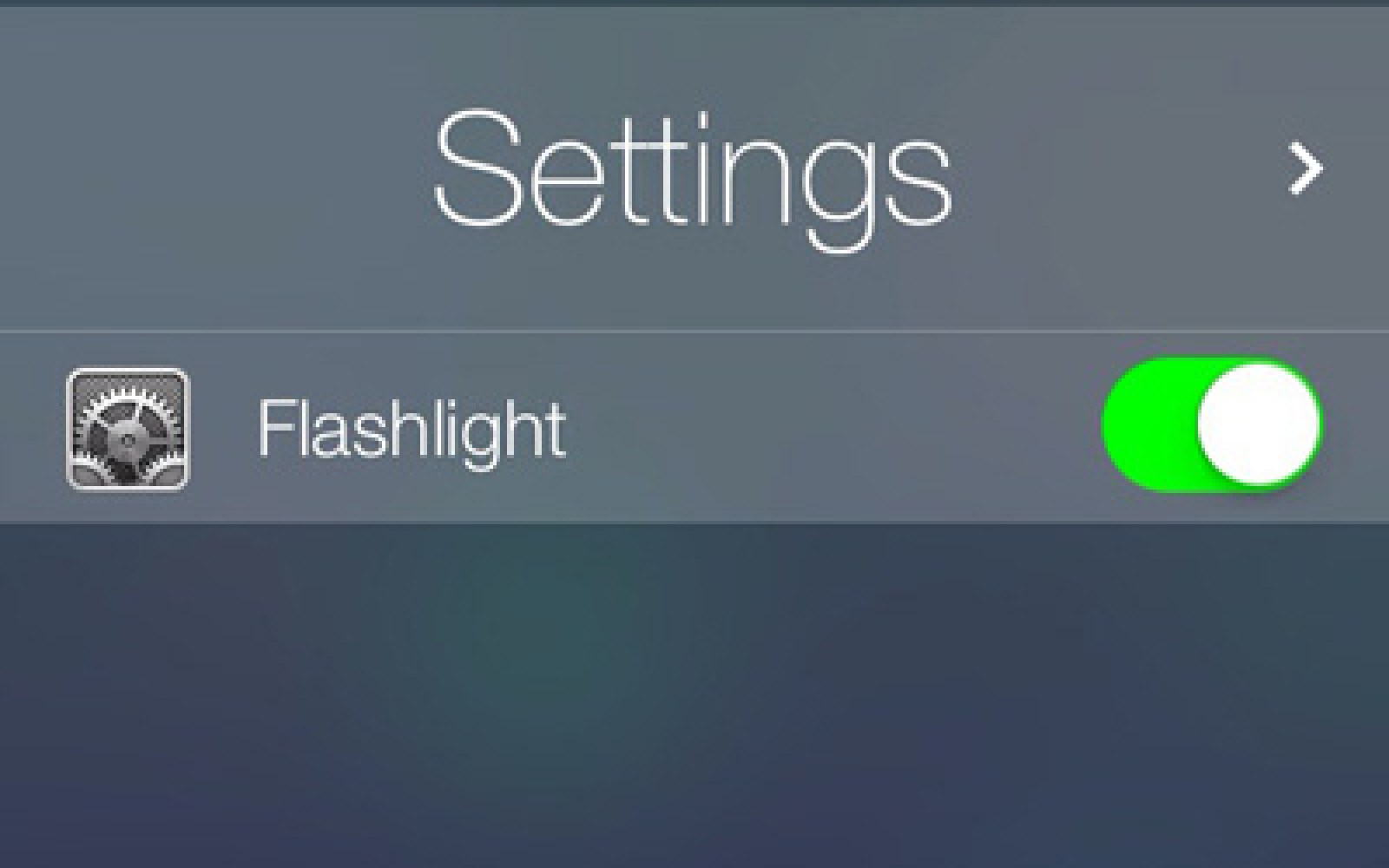 Sitting in the dark after a power outage? Siri has you covered …