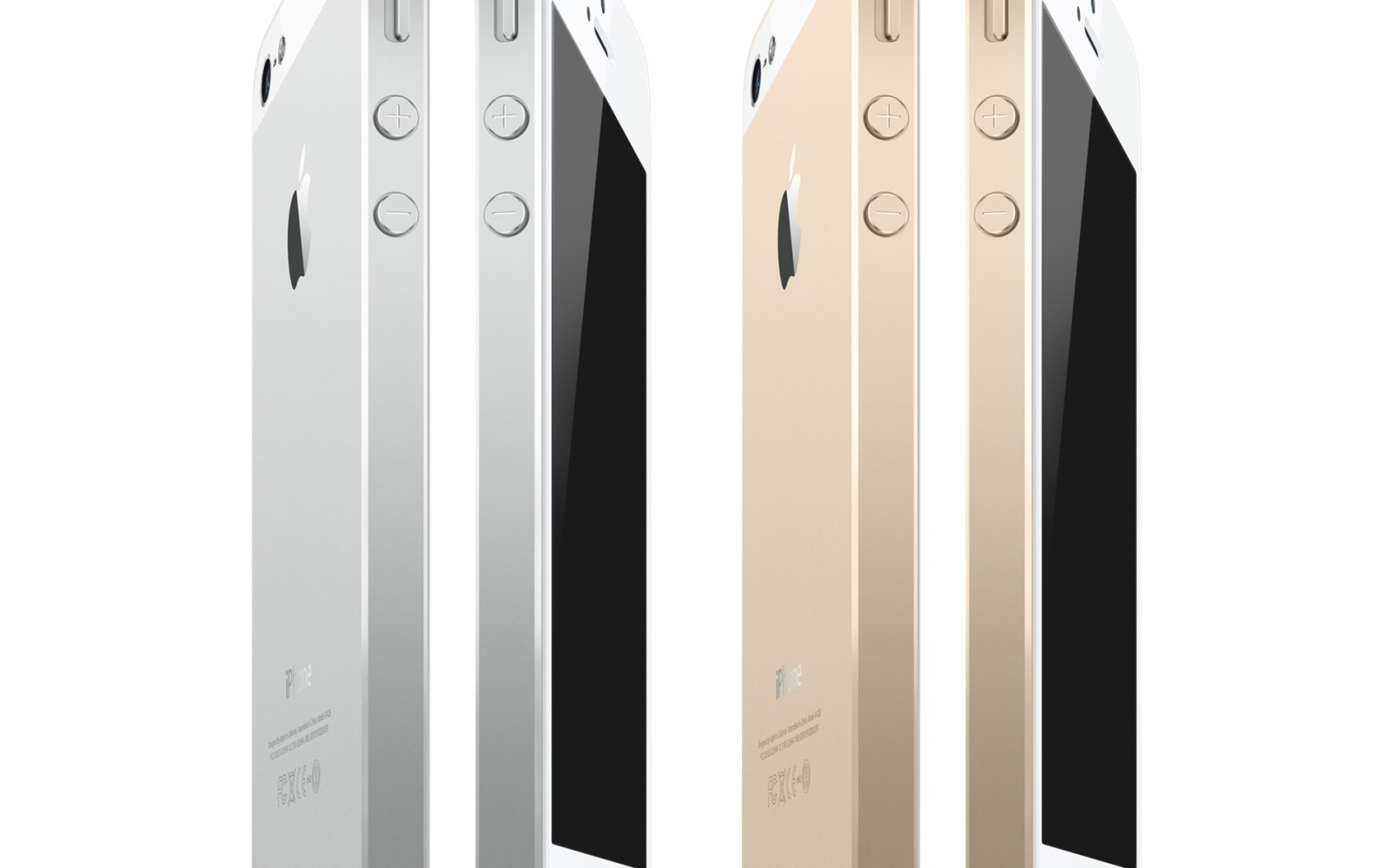 iPhone 5S will come in gold & likely sport fingerprint sensor, iPad iOS 7 running behind