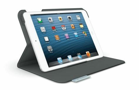 Logitech Folio Protective Case for iPad mini-01