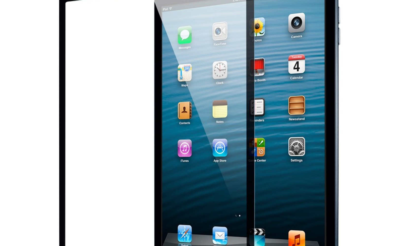 WSJ says what we all knew: iPad 5 will look like a big Mini