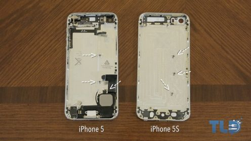 iPhone 5S Inside