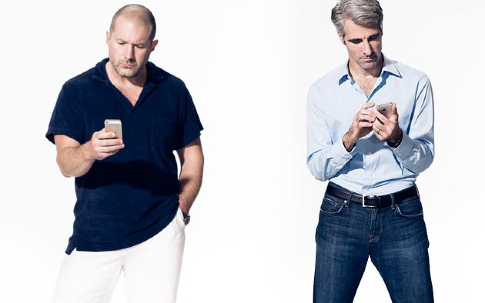 Full Businessweek interview with Jony Ive and Craig Federighi