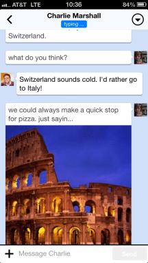 1.conversation