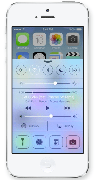 Ios 7 How To Use Control Center To Quickly Manage Settings 9to5mac