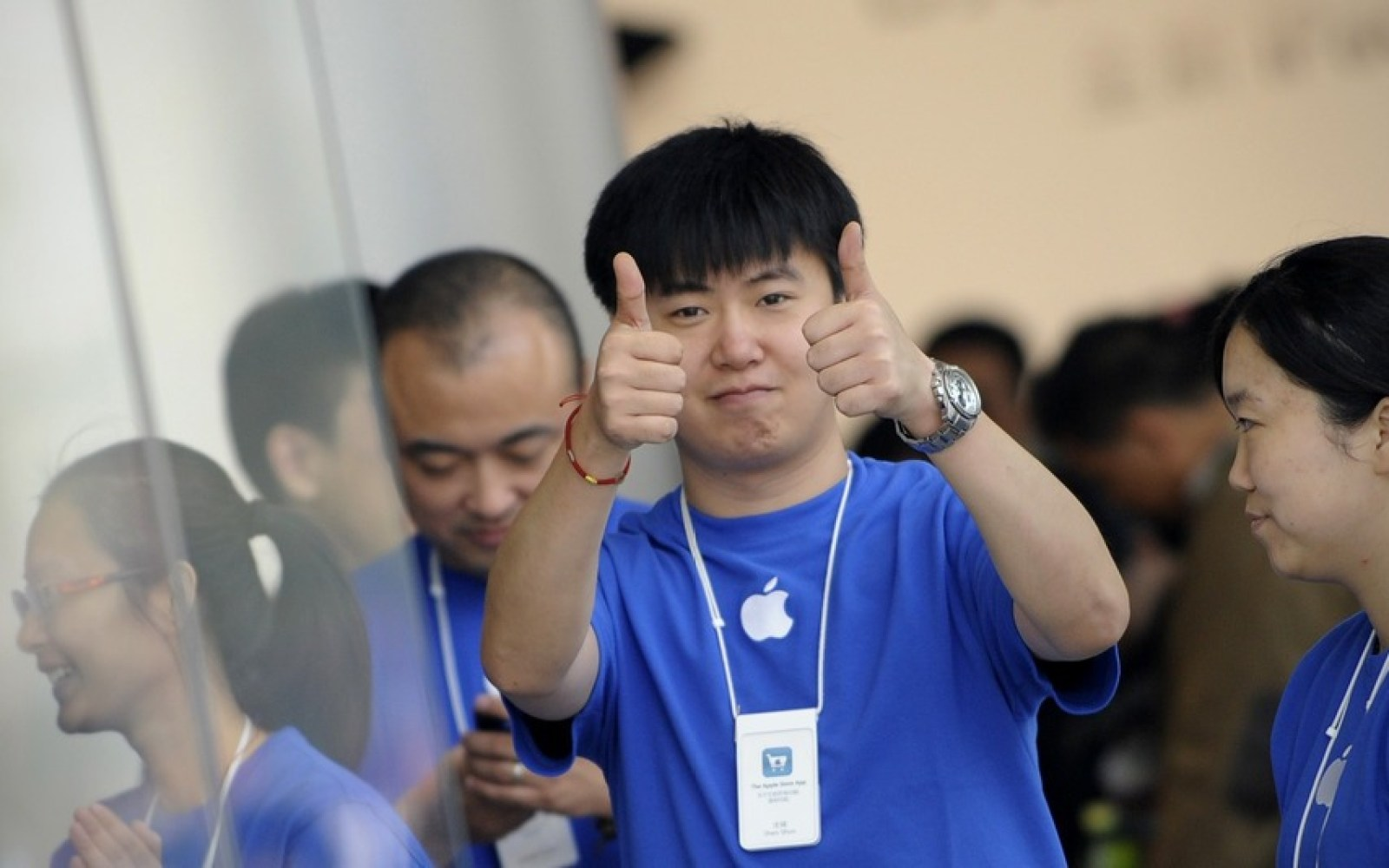 Apple begins hiring for another 3 new retail stores in China
