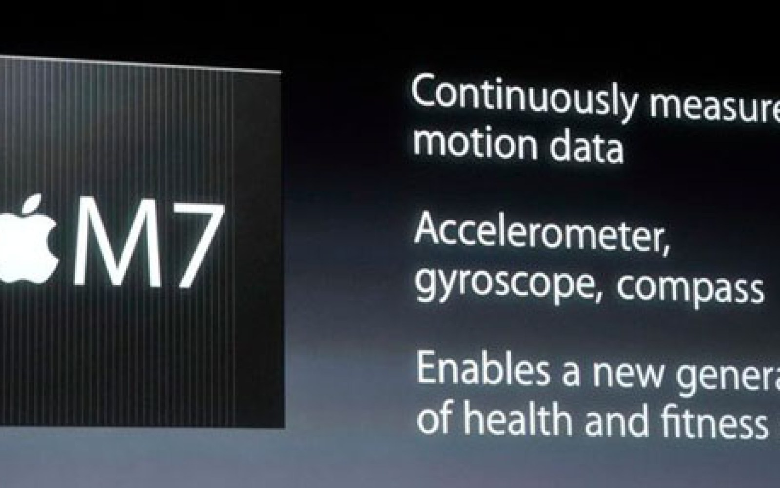 More M7 details: data storage, battery life, Android motion coprocessor adoption