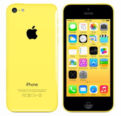 Unlocked 16GB Yellow iPhone 5c is first to sell out, available to ship by 9/25 (Update: 1-2 weeks in Hong Kong)