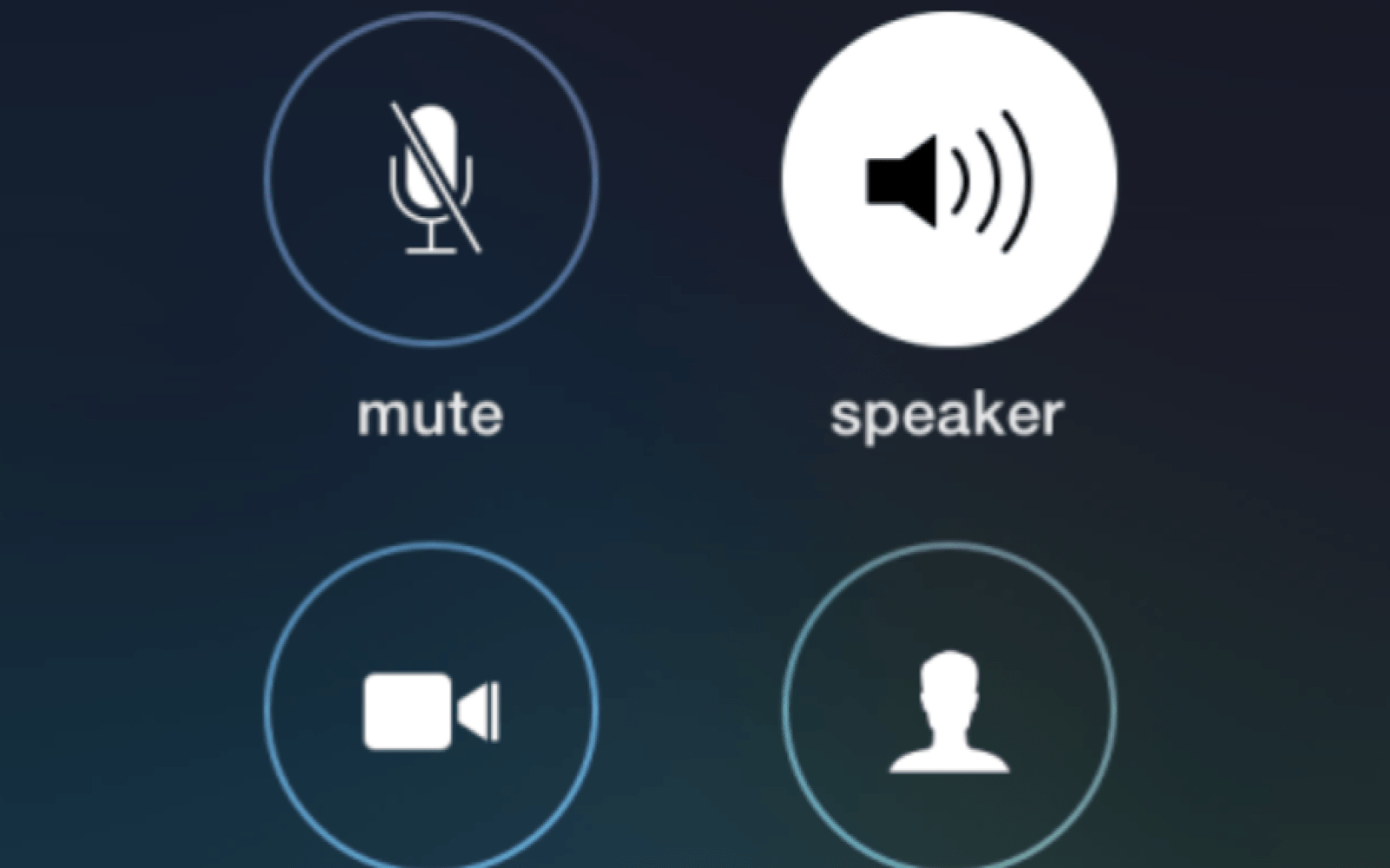 iOS 7 How-to: Make FaceTime Audio calls and check how much data they use