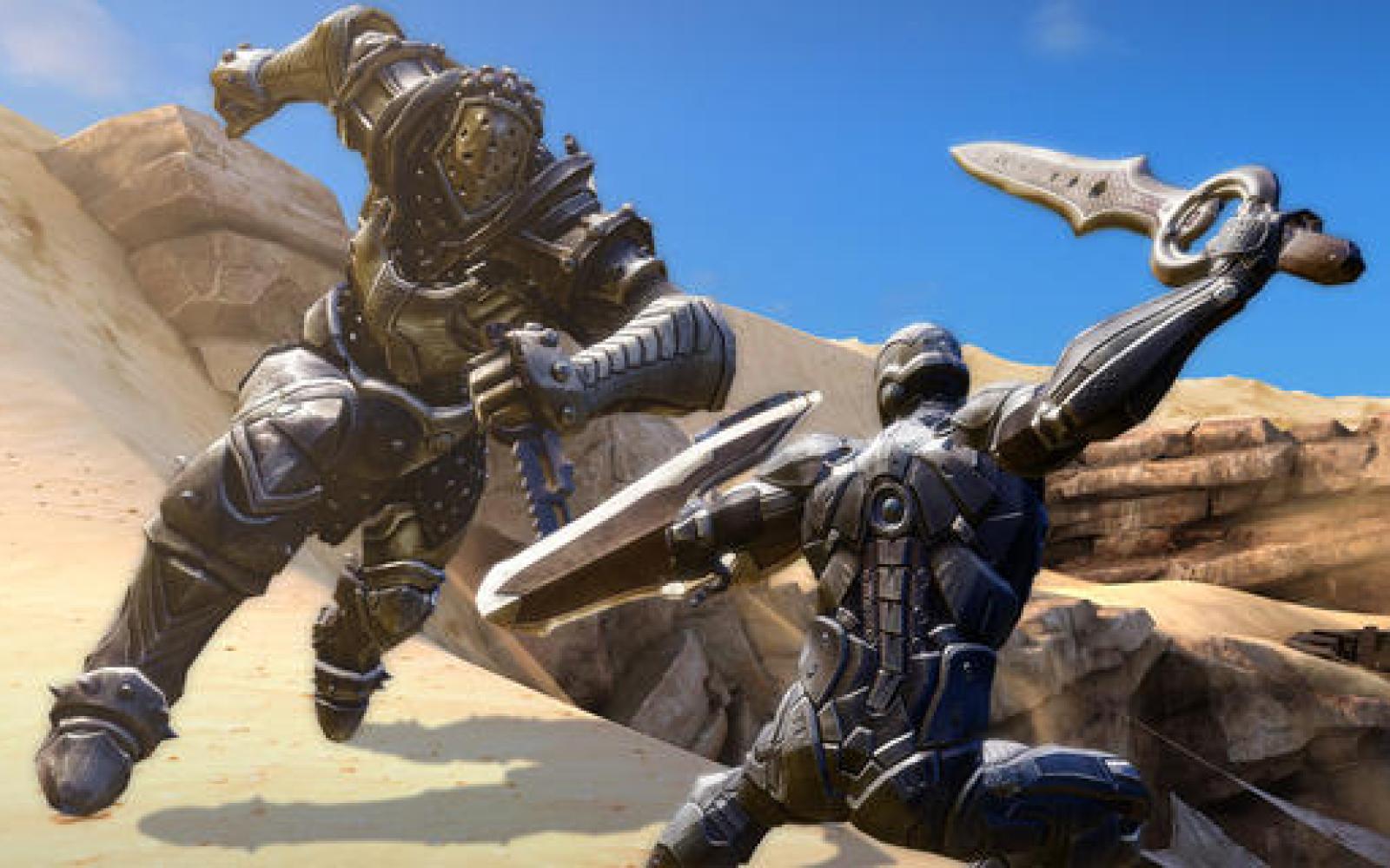 Infinity Blade III debuts on the App Store ahead of iOS 7