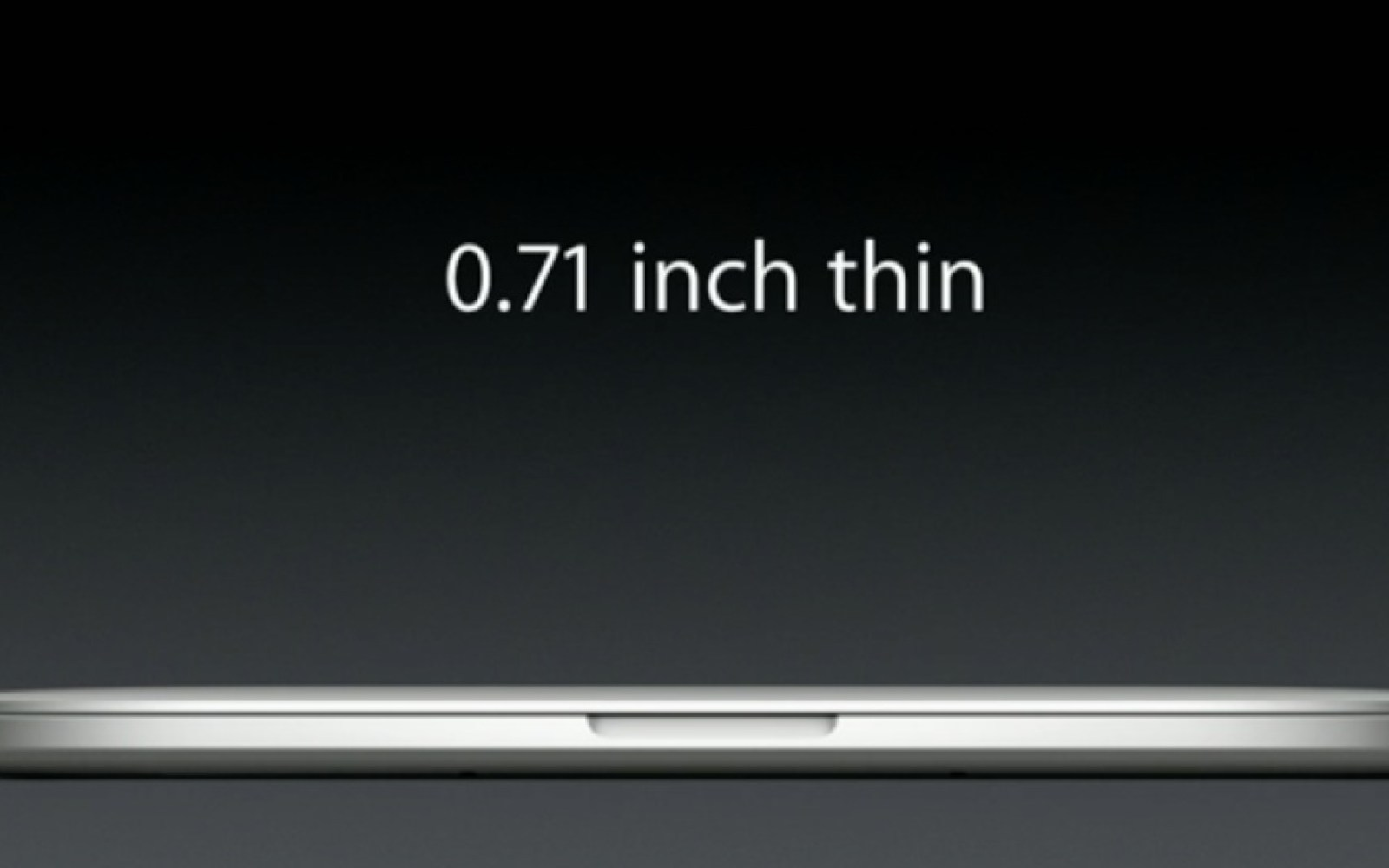 Apple announces thinner, lighter 13-inch MacBook Pro with Retina display; battery life, Thunderbolt 2