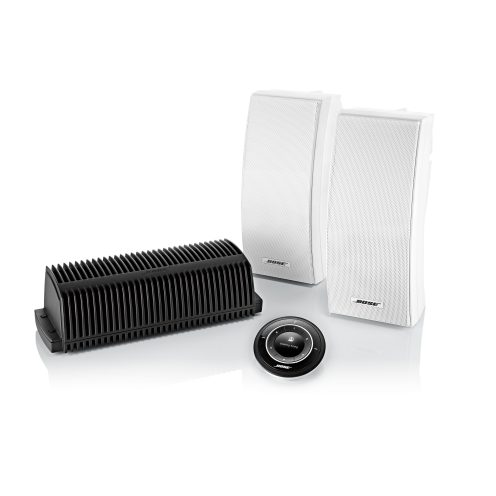 Bose SoundTouch 251 system with SA-4 amplifier