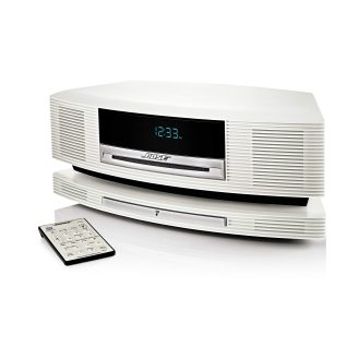 Bose Wave SoundTouch music system_Platinum White