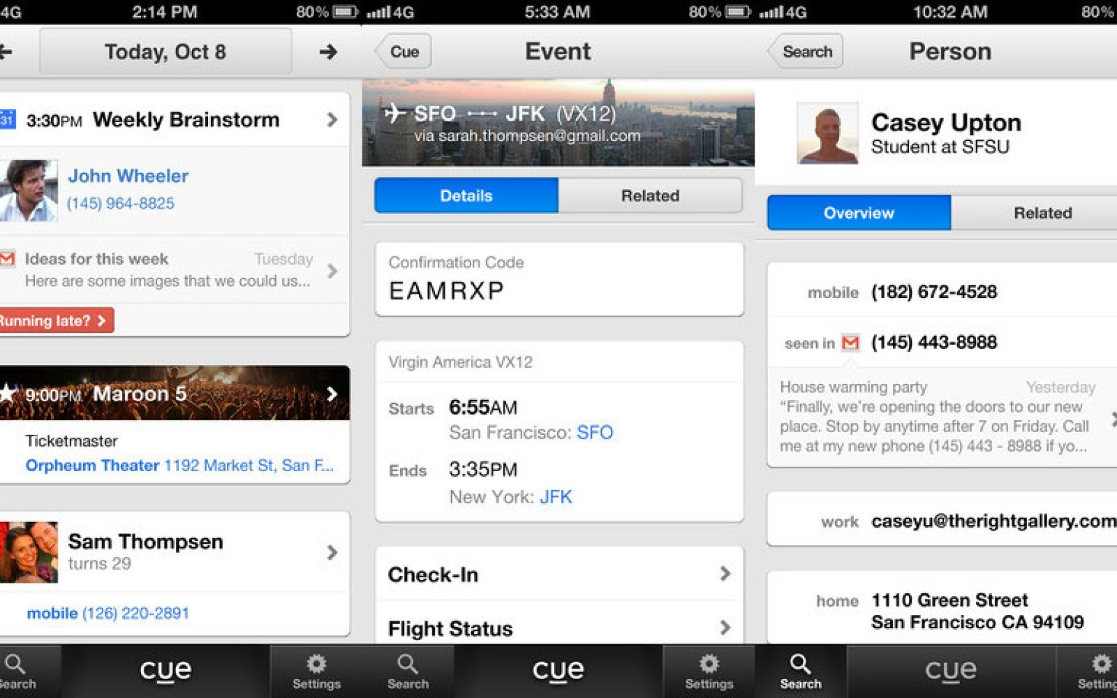Apple seems to have acquired Cue personal assistant app, would fit well with Siri, Notification Center
