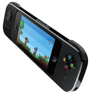 Logitech-iOS-game-controller