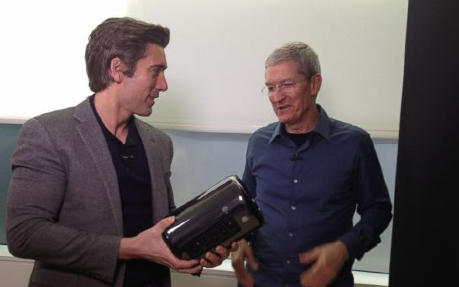 Tim Cook Interview With ABC About The Macs 30th Anniversary Airing Tomorrow