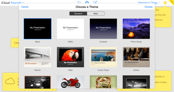 Apple begins flat redesign of iWork for iCloud, adds shared password protected docs & new editing features
