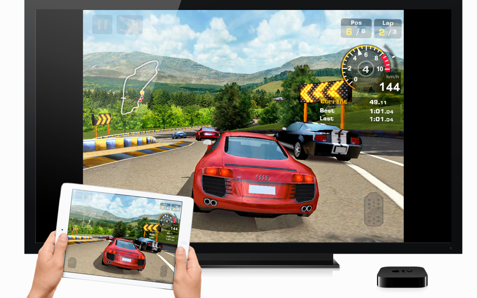 Sources say new Apple TV box likely coming soon, App/Game Store possible