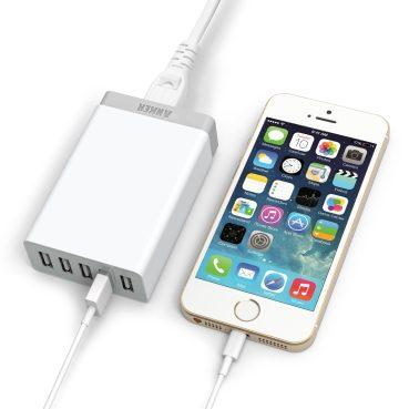Anker -40W-iPhone-IQ
