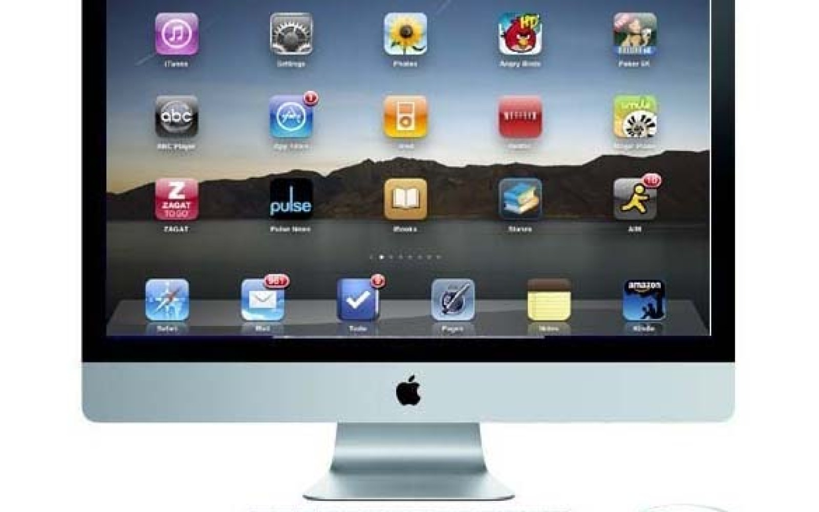 Analyst suggestion of converged iOS/OS X device flies in face of Apple statements