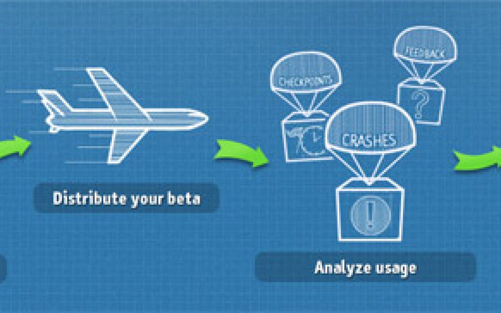 TestFlight prepares for takeoff, now lets developers send