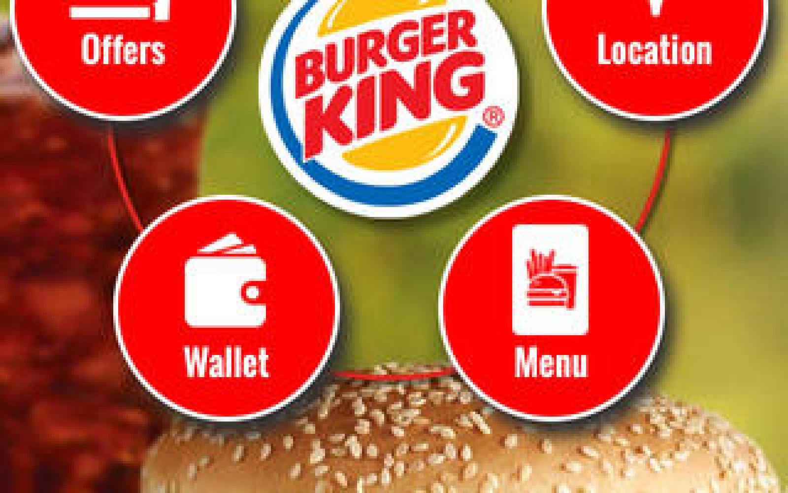 Burger King will soon let you pay with your iPhone in its 7000 U.S. locations