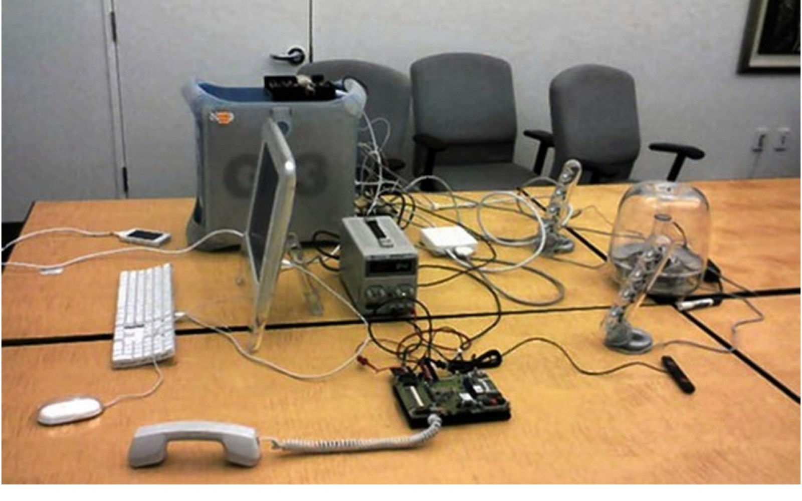 This is the room where the iPhone was born