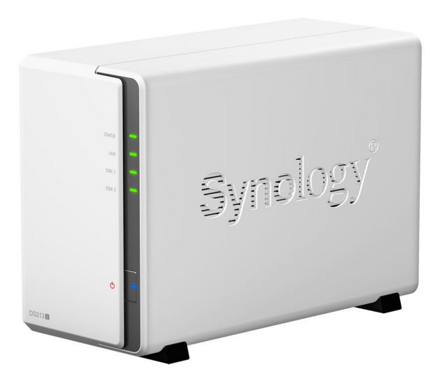 Synology-DiskStation-DS213j