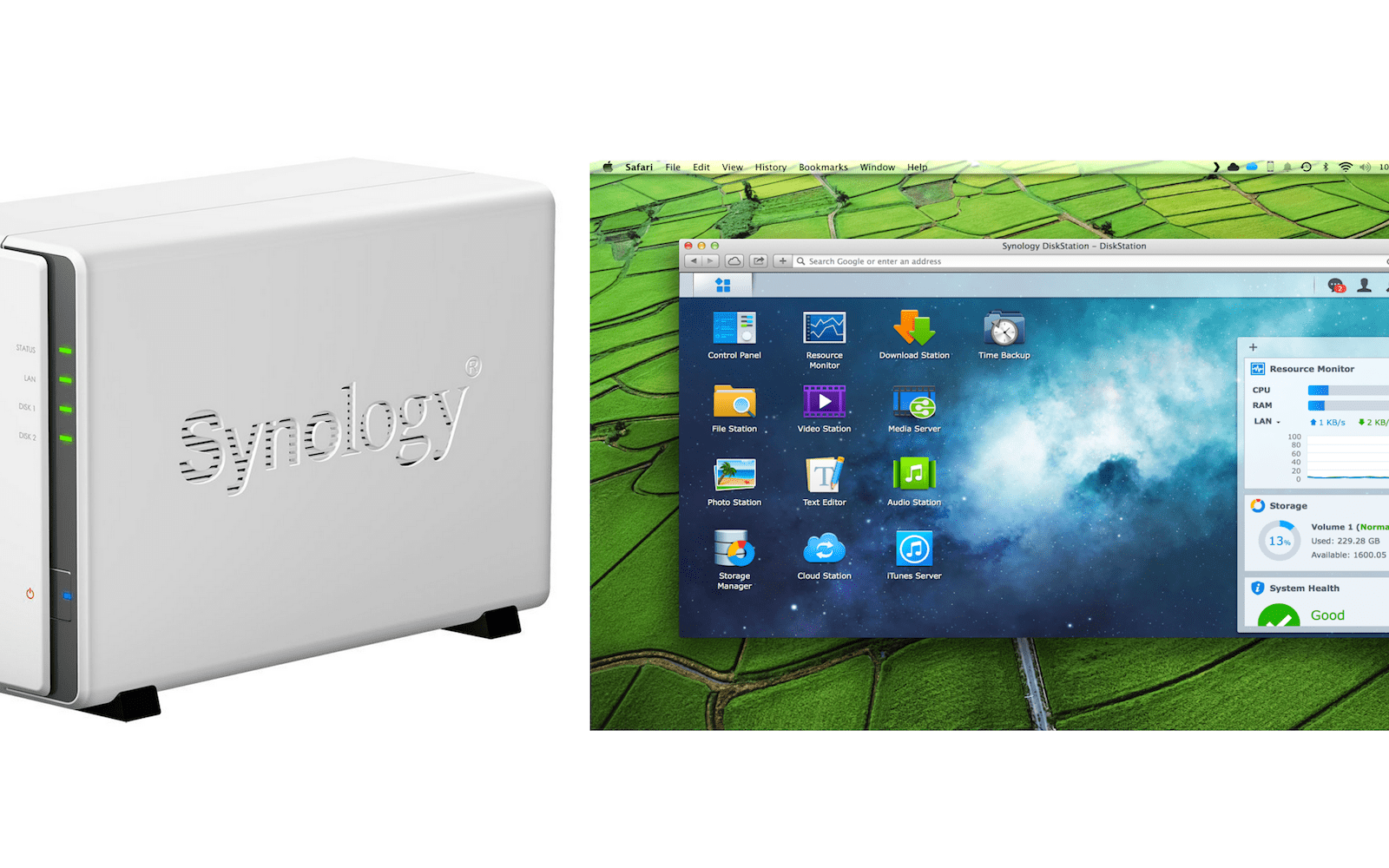 Synology gets even better w/ version 5 0: Why every Mac & iOS user