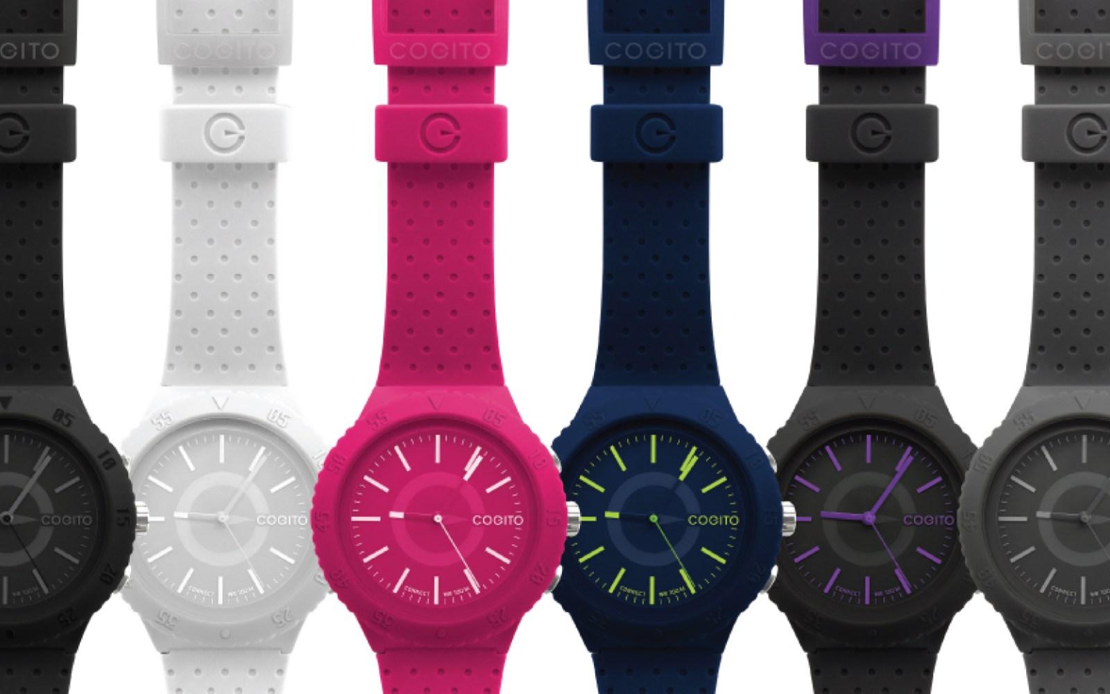 Review: Cogito Pop smartwatch for iOS (video)