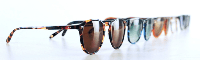 MFi sunglasses w/ embedded iBeacon notify you when lost, act as beacons in retail