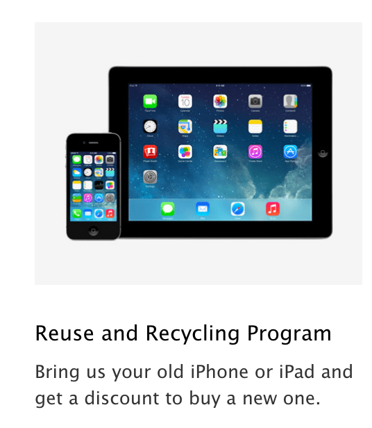 Apple Expands In-store IPad Trade-in Program Overseas