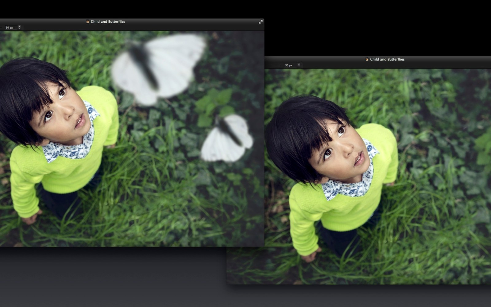 Pixelmator 3.2 revamps the Repair Tool, adds locked layers, 16-bit support for all Macs and more