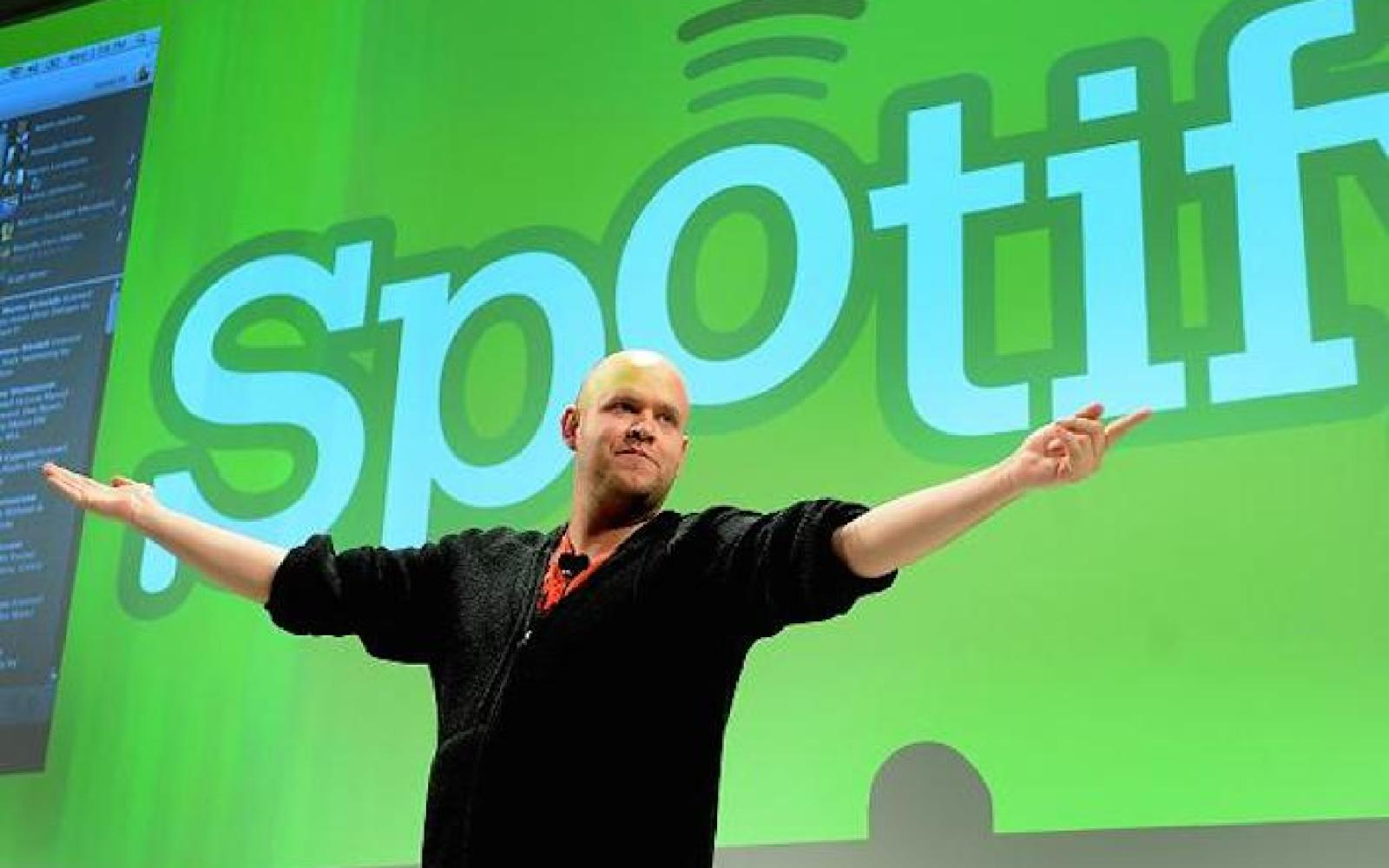 Spotify CEO: I've always assumed Apple would offer a streaming service