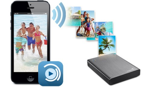 Seagate expands iPhone/iPad-connected Wireless Plus lineup to include 500GB & 2TB mobile external drives