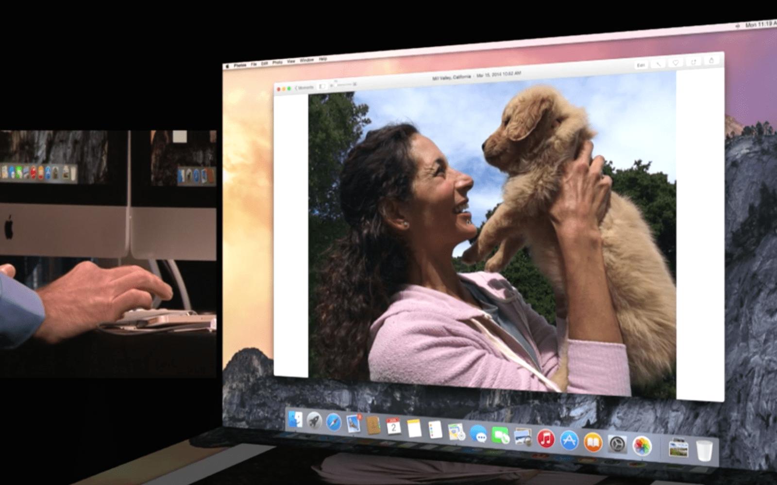 Apple announces new Photos app for Mac