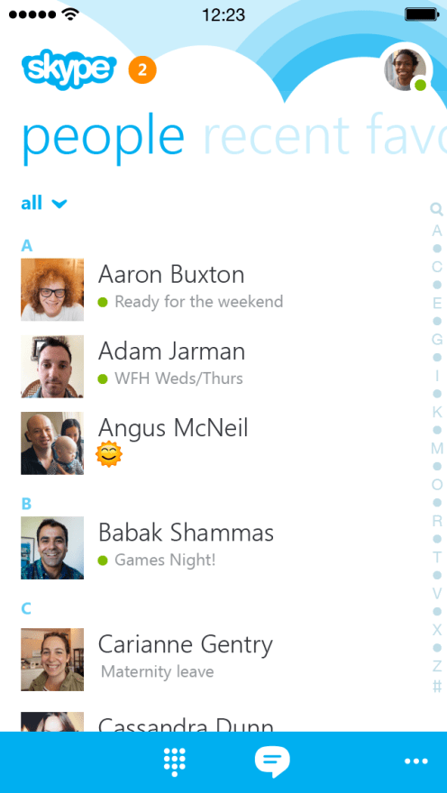 Skype_5.0_iPhone_people