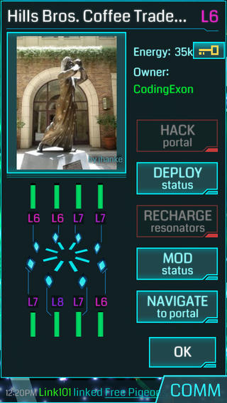 Google launches augmented reality game Ingress on iOS
