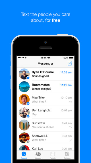 Facebook to disable messaging in its main iOS app this week, require Messenger for all users