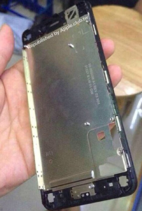 New images provide clearest look yet at iPhone 6 front panel