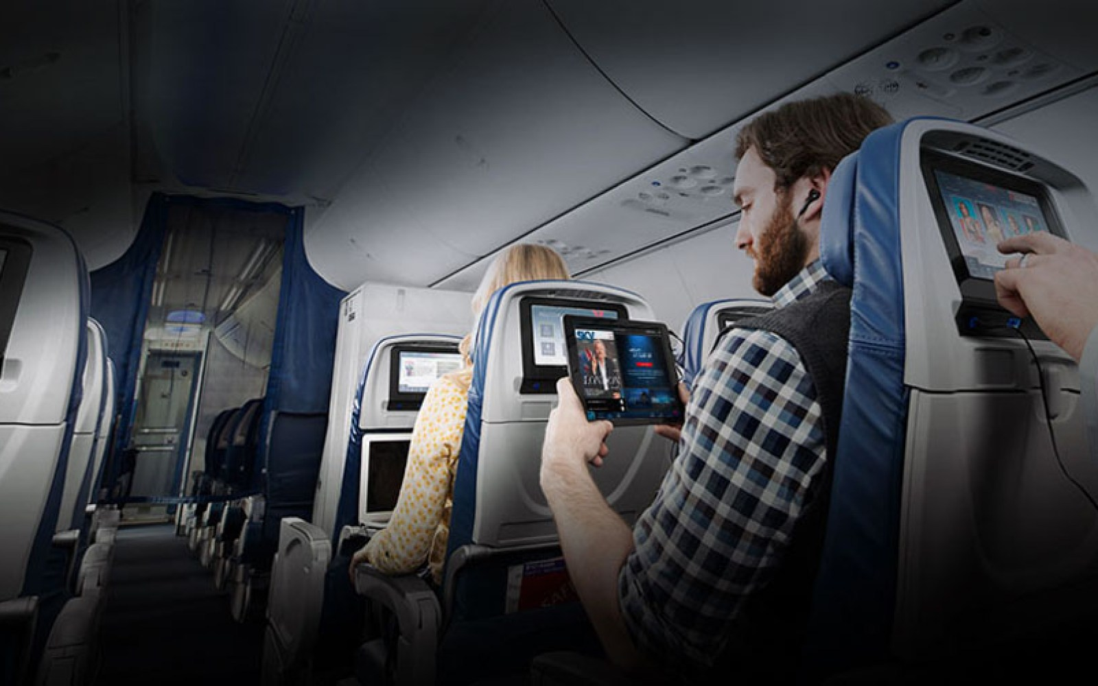 Delta's iPad app now allows passengers to stream movies & TV shows during flights