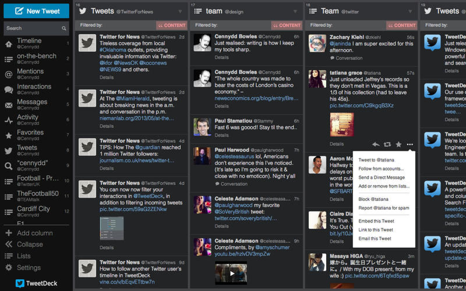 TweetDeck for Mac gets Regional/City Trends column, other improvements