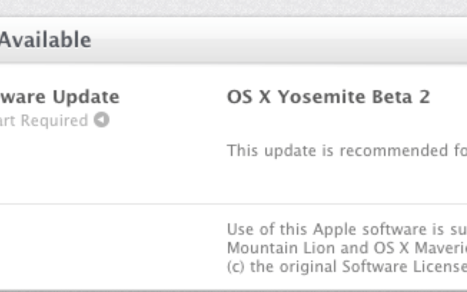 Apple releases OS X Yosemite Public Beta 2 & fresh iTunes 12 beta