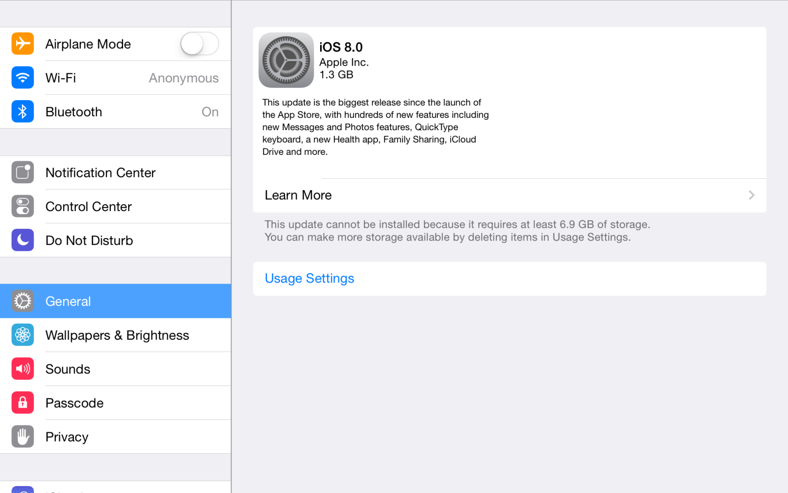 How-to: Shave some GBs off of your iOS device so you can update to iOS 8