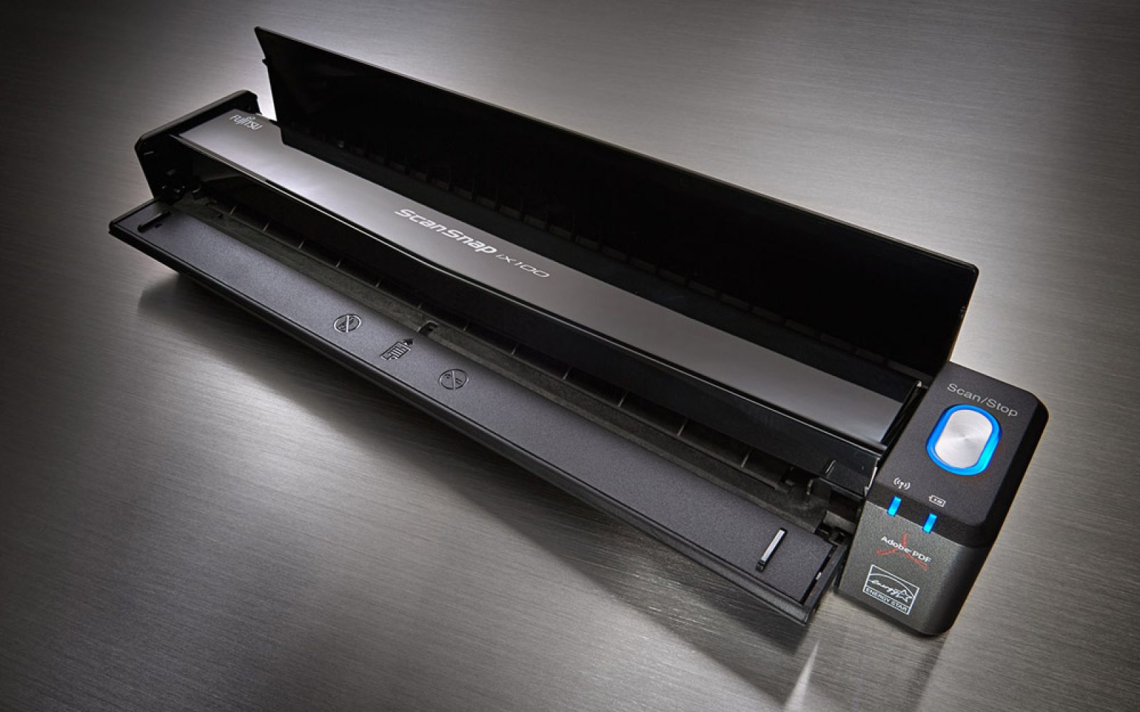 Review: Fujitsu ScanSnap iX100, a wireless ultra-compact