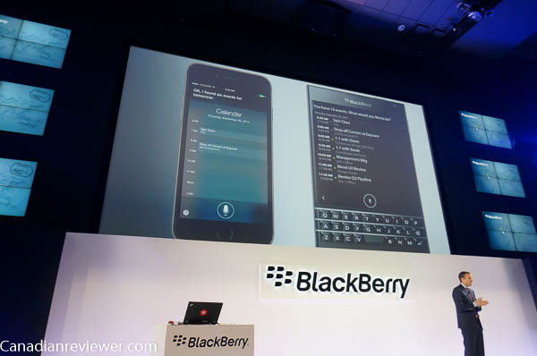 Blackberry-siri